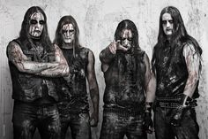black metal band