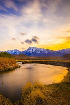 Owens River, California Carter Harrison