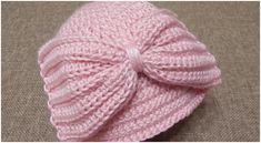 Crocheters who love elegant and cute beanie hats, this is nice chance to create an easy turban beanie hat. Keep your heads warm and comfortable.