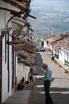 A weekend in Colombia's Most Beautiful Town: Barichara. By Nomad Musings