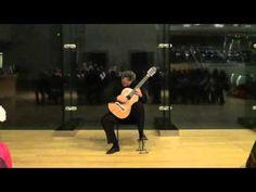 Giulio Regondi REVERIE(Miltos Chadjikalfas) - YouTube