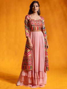 Party Wear Indian Dresses, Designer Party Wear Dresses, Indian Gowns Dresses, Kurti Designs Party Wear, Indian Fashion Dresses, Dress Indian Style, Indian Designer Outfits, Lehenga Designs, Indian Outfits