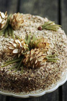 Tort isamaale 2014 - muraka-pähklitort