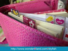 Tutorial No.7 – Filofax Divider Page DIY