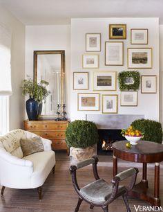 Designer Tammy Connor Simply Decorates Alabama Home With Holiday Decor