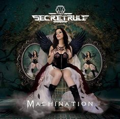 "[CRÍTICAS] SECRET RULE (ITA) ""Machination"" CD 2016 (Scarlet records)"