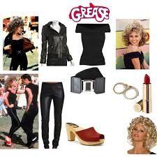 grease top fashion - Google Search
