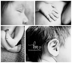 A Little Man | Indianapolis Newborn Photography