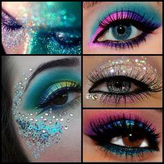 Festival makeup                                                                                                                                                                                 More