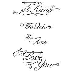 Temporary Tattoo by Mister M Studio - Arrows of Love   Tattyoo