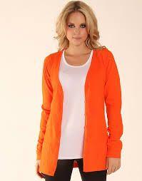 Womens Long Cardigan V Neck Orange Cardigan, Long Cardigan, Wedding Inspiration, V Neck, Blazer, Sweaters, Jackets, Google Search, Women
