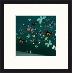 Butterfly Parade by Jenni Murphy available at Love Art Gallery http://www.loveartgallery.co.uk/artists/1013/1963/jenni-murphy/butterfly-parade?r=artists/1013/jenni-murphy