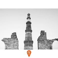 #QutubMinar could be a nice place to spent the day in #Delhi