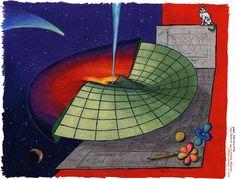 Schrödinger in Space