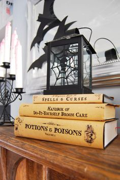 Halloween Book Covers - Design Yours with Word and Pinterest Halloween Fonts