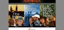 CONSTRUCTING AUSTRALIA: Three powerful stories of nation building – the Sydney Harbour Bridge, the Kalgoorlie Pipeline and the Overland Telegraph. Source, Digital learning resources // National Film and Sound Archive, Australia.