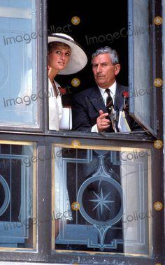Princess Diana Portsmouth Cathedral Photo:dave Chancellor/alpha/Globe Photos Inc Princessdianaretro