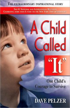 "A Child Called ""It"" by Dave Pelzer  I read this book in one night- heartbreaker"