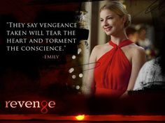 Emily VanCamp as the dangerous Emily Thorne who comes back to her childhood hometown to take revenge on those who destroyed her family. Love this show! Serie Revenge, Emily Revenge, Revenge Abc, Revenge Tv Show, Revenge Quotes, Sweet Revenge, Emily Thorne, Abc Shows, Great Tv Shows
