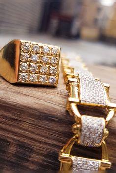 Mens Diamond Jewelry, Mens Diamond Bracelet, Mens Diamond Wedding Bands, Diamond Rings, Men's Jewelry, Cute Jewelry, Groom Ring, Dream Engagement Rings, Gold Accessories