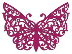 Free butterfly cutting file