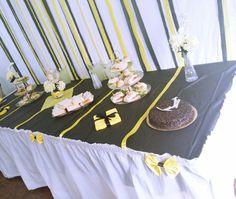 #decor#yellow#black#simples