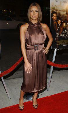 "Eva Longoria Photos: ""Harsh Times"" LA Premiere"