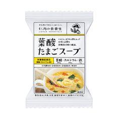 葉酸たまごスープ10食入/機能性食品   森下仁丹の通販