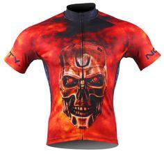Terminator No Pity Men's Cycling Jersey