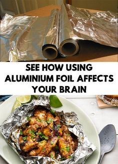 Aluminium is one of the most abundant types of metal present in the world and in many products.See How Using Aluminium Foil Affects Your Brain!
