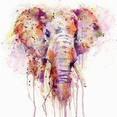 Elephant by Marian Voicu