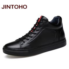 Cheap shoes high, Buy Quality shoes high quality directly from China shoes with Suppliers: VANCAT Big Size Men Shoes High Quality Genuine Leather Men Ankle Boots Black Snow Boots Winter Men Boots Warm Shoes With Fur Black Snow Boots, Mens Snow Boots, Mens Winter Boots, Winter Shoes, Black Ankle Boots, Leather Ankle Boots, Black Shoes, Men Boots, Casual Leather Shoes