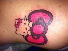 My Hello Kitty Tattoo!!! <3