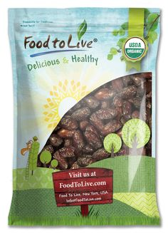 Food To Live ® Organic Medjool Dates (15 Pounds) >>> Find out more details @ http://www.amazon.com/gp/product/B015PWVRS6/?tag=pinbaking-20&pyx=130716051238