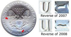 Reverse of 2007 Eagle