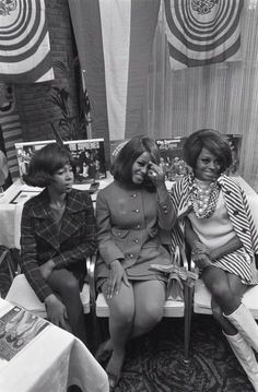 Diana Ross and The Supremes, 1968/1969