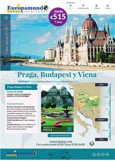 Praga, Budapest y Viena ultimo minuto - http://zocotours.com/praga-budapest-y-viena-ultimo-minuto-8/
