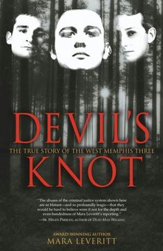 The Devil's Knot. True story about the West Memphis 3. What it's about: The savage murders of three young children spark a controversial trial of three teenagers accused of killing the children as part of a satanic ritual. Who's starring: This adaptation features names like Reese Witherspoon, Stephen Moyer, Dane DeHaan, and Colin Firth.