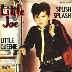 Rocking Speedo - Google+Little Joe  -  little queenie (chuck berry)....  Label : Vogue Pressing : 100.302 - France Year : 1983*