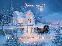Good Night Christmas – Sognando i Sogni…