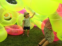 Play and Art in Boston, 2015 #playday #LawnonD
