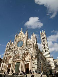 """""""Cattedrale"""" (Duomo), Siena Italia (Marzo)"""