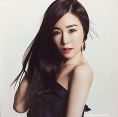 Tiffany Hwang Miyoung of Girls' Generation #SNSD The Best