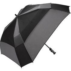 "ShedRain Gellas WindPro 62"" Square Vented Golf Umbrella with Gel Handle - 34"" $27"