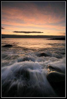 Silky waters