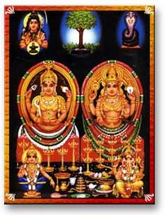 Bhagavathy Temple. It is the most important Temple among the 393 shrines spread over 3 Districts of Kerala and coming under the administration of Cochin Devaswom Board. The Divine Mother known as Rajarajeswari (Adiparasakthi) is worshipped here in three forms Saraswathy in the morning, Lakshmi at noon and Durga in the evening.
