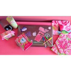 Lilly Pulitzer makes studying a little more enjoyable! ❤️ @Grayson J.