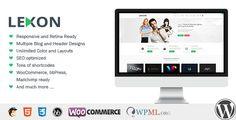 Template: Lexon - WP - Business Corporate