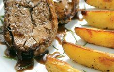 Lamb with potatoes in the oven (Arnaki me patates sto fourno) - iCookGreek Kitchen Recipes, Cooking Recipes, Greek Dinners, Eat Greek, Greek Cooking, English Food, Greek Recipes, Yummy Recipes, Food Dishes