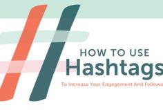 Ο απόλυτος οδηγός των  #hashtags [Infographic]